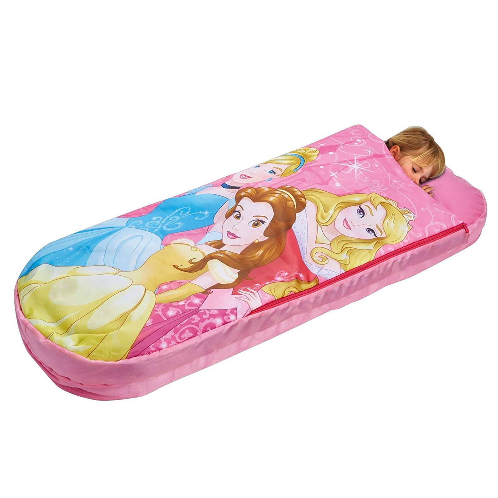 KIDS READYBEDS INFLATABLE BED SLEEPOVER CAMPING - DISNEY ...