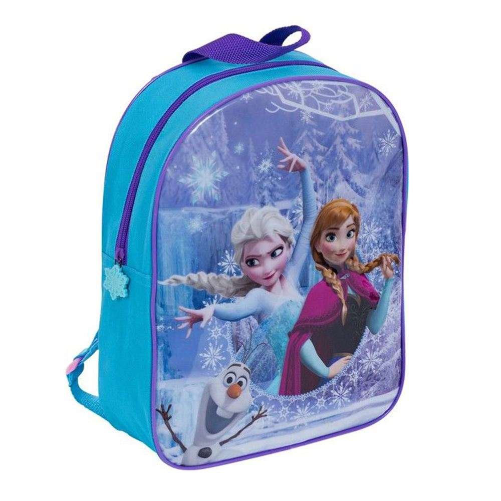 Disney Frozen 5 Piece Luggage Set Including Wheeled