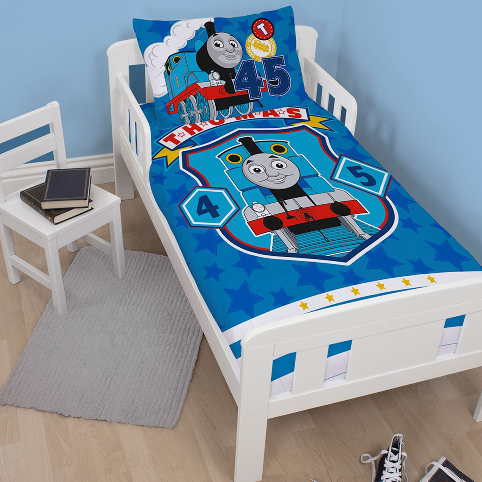 Thomas The Tank Engine Cot Bed Duvet Set