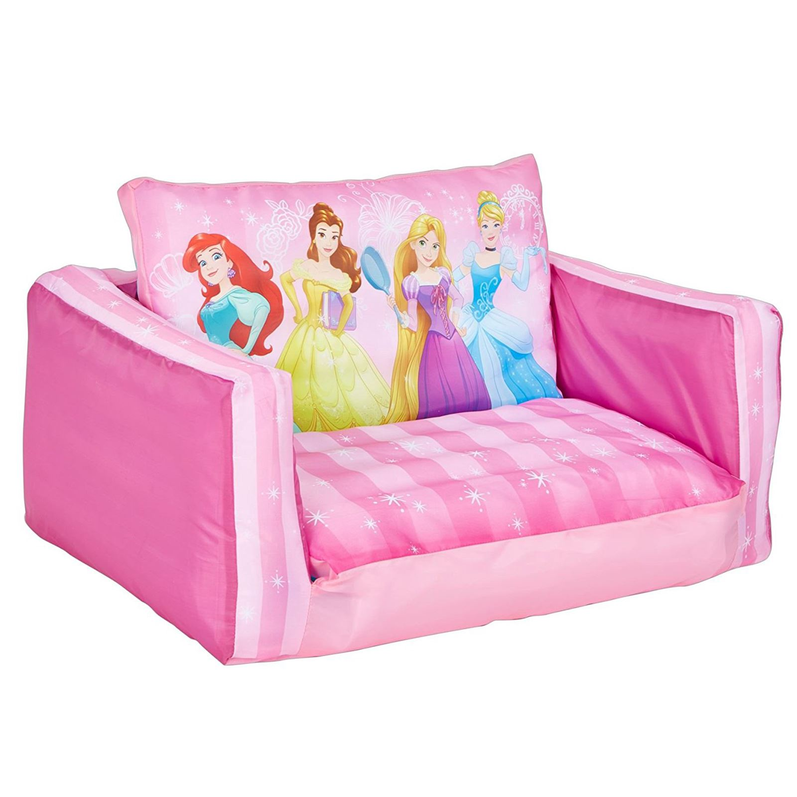 FLIP OUT SOFA RANGE INFLATABLE KIDS ROOM NEW MINIONS FROZEN PAW