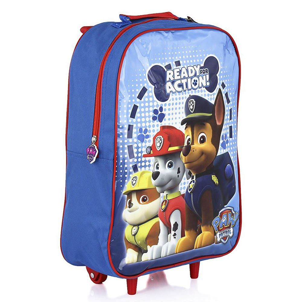Transformers Childrens Trolley Bag Brand New With Tags By Sambro Suitcase