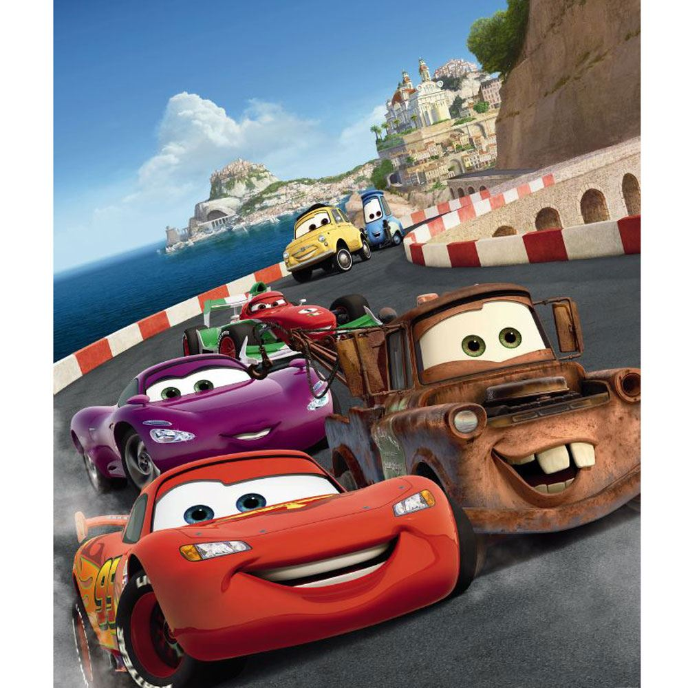 Nice DISNEY CARS WALL MURALS 6 DESIGNS AVAILABLE KIDS  Nice Ideas