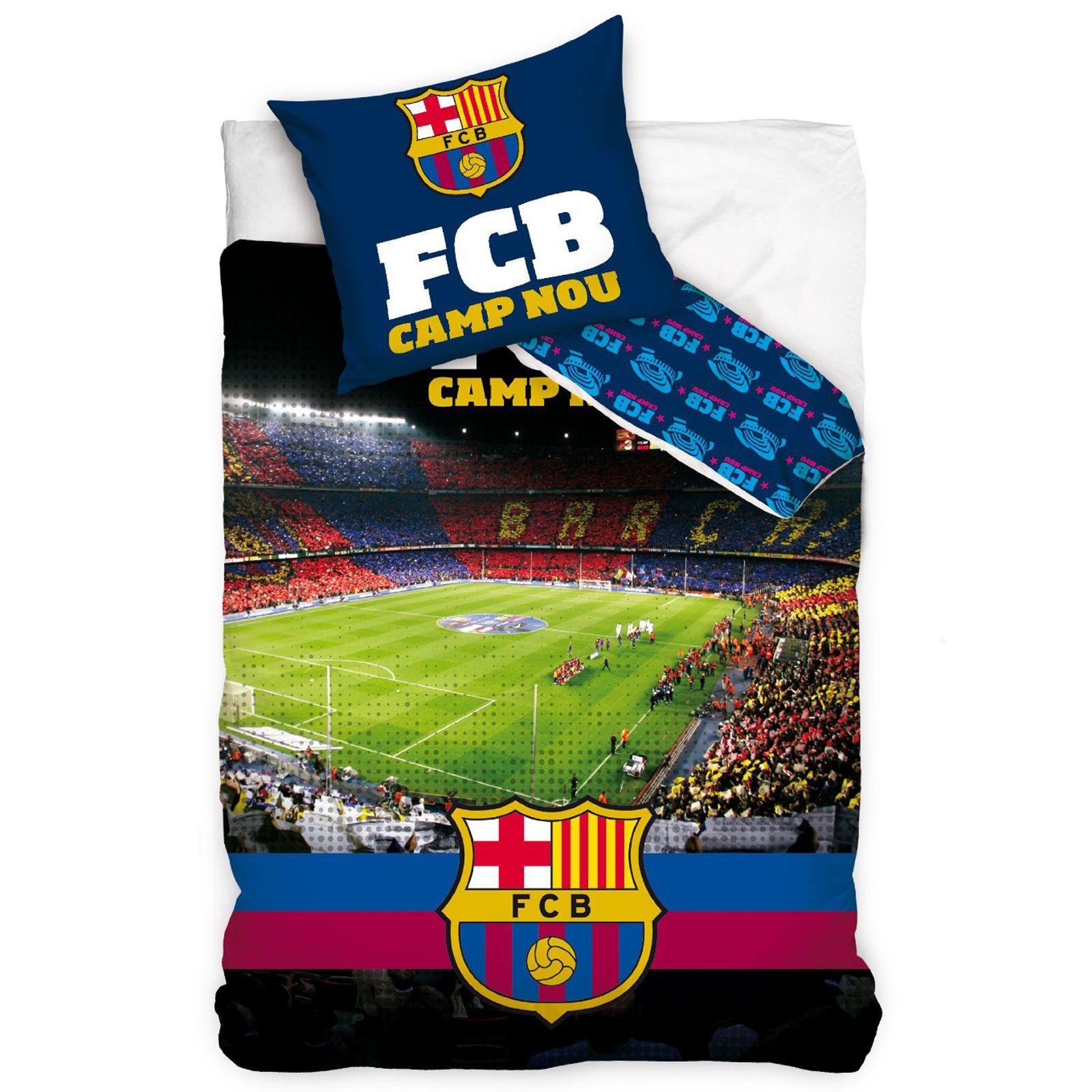 Official fc barcelona duvet cover sets bedding bedroom - Ropa de cama barcelona ...