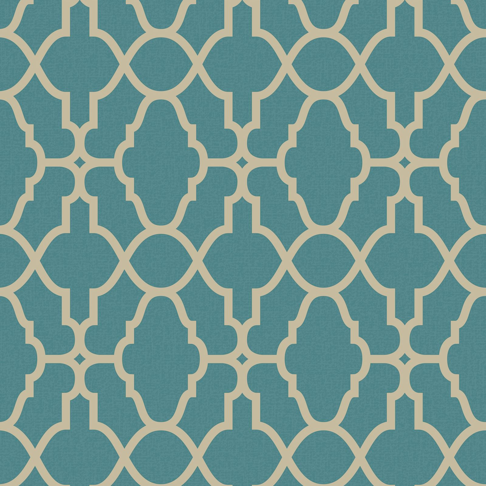 Details About Geometric Wallpaper Rose Gold Silver Navy Blue Teal Metallic More