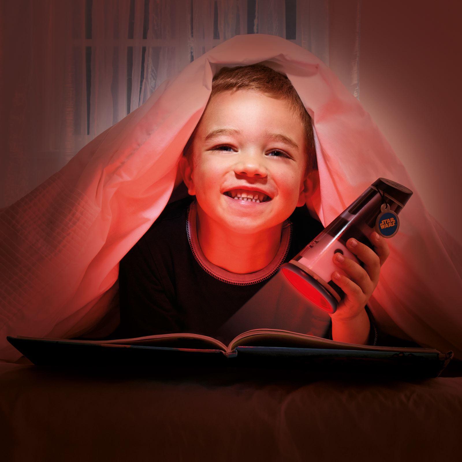 Indexbild 81 - Go Glow Nacht Beam Kipp Torch Beleuchtung Licht Kinder Schlafzimmer