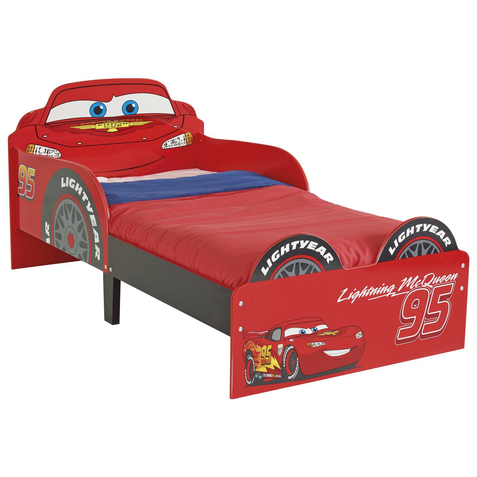 KIDS TODDLER JUNIOR CHARACTER BEDS – MATTRESS OPTION ...