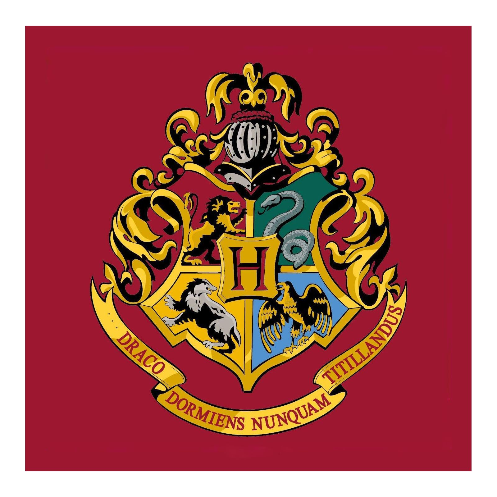 Brand New Harry Potter Hogwarts Coat of Arms Mouse Mat