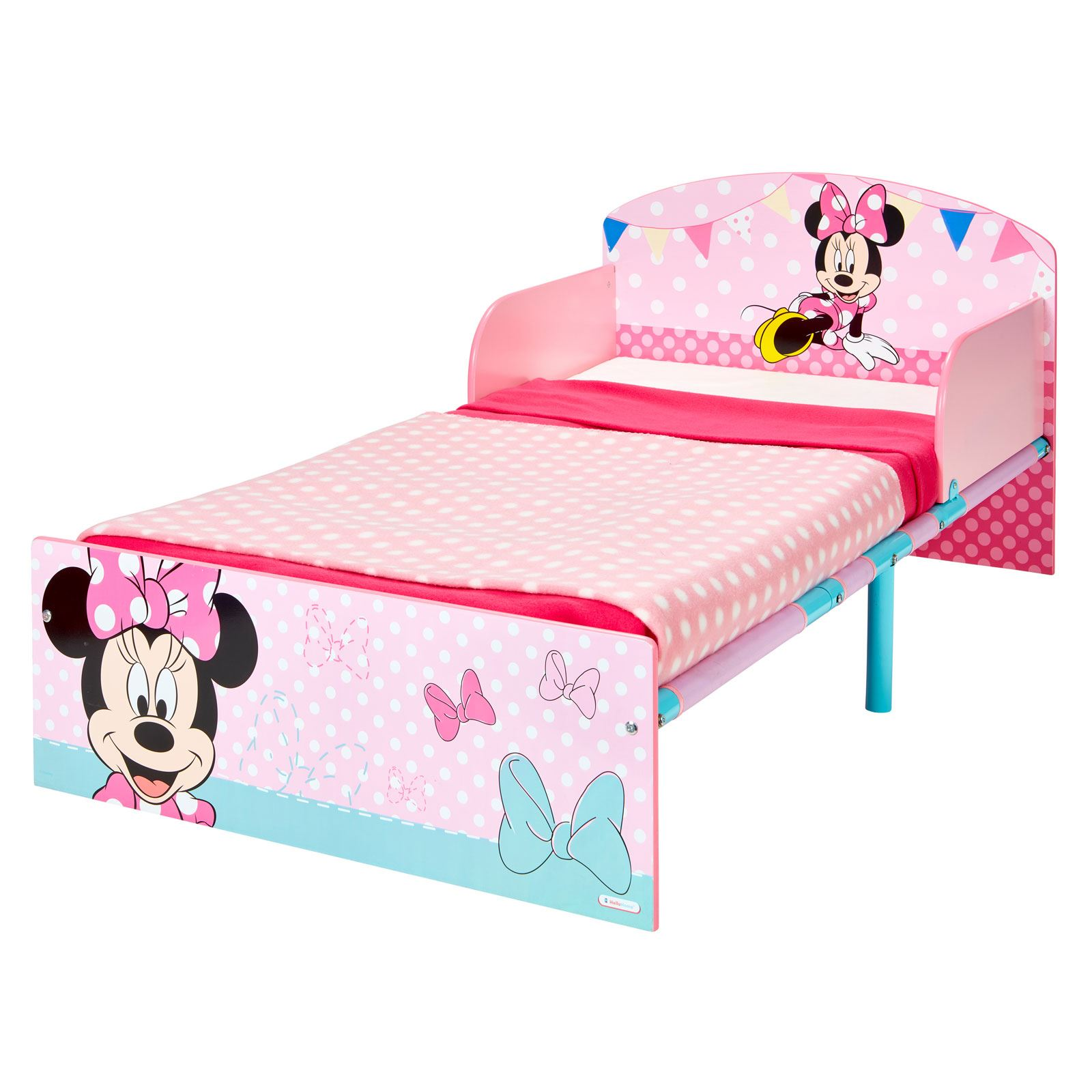 miniatura 25 - KIDS CHARACTER TODDLER BEDS - BOYS GIRLS BEDROOM DISNEY