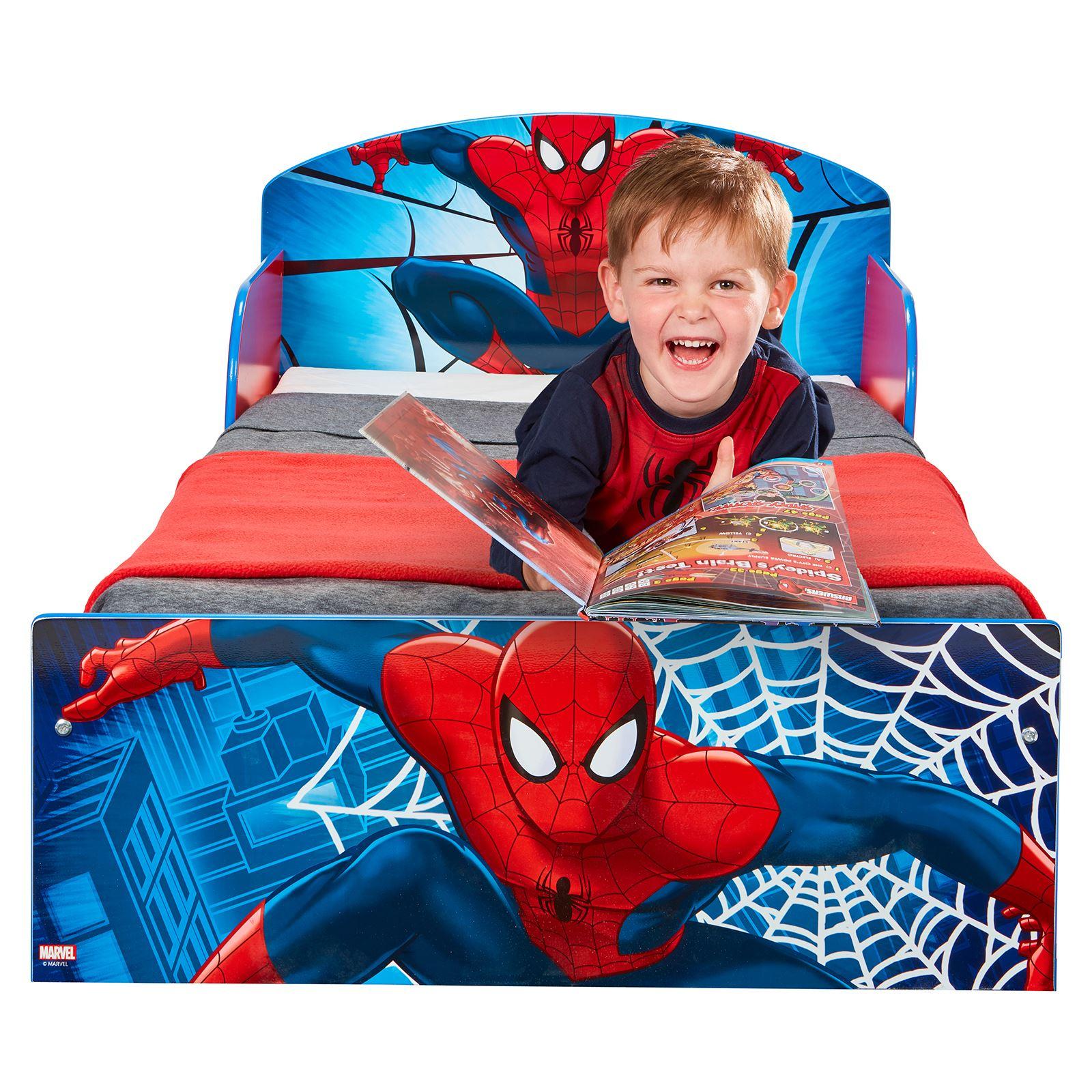 miniatura 45 - KIDS CHARACTER TODDLER BEDS - BOYS GIRLS BEDROOM DISNEY