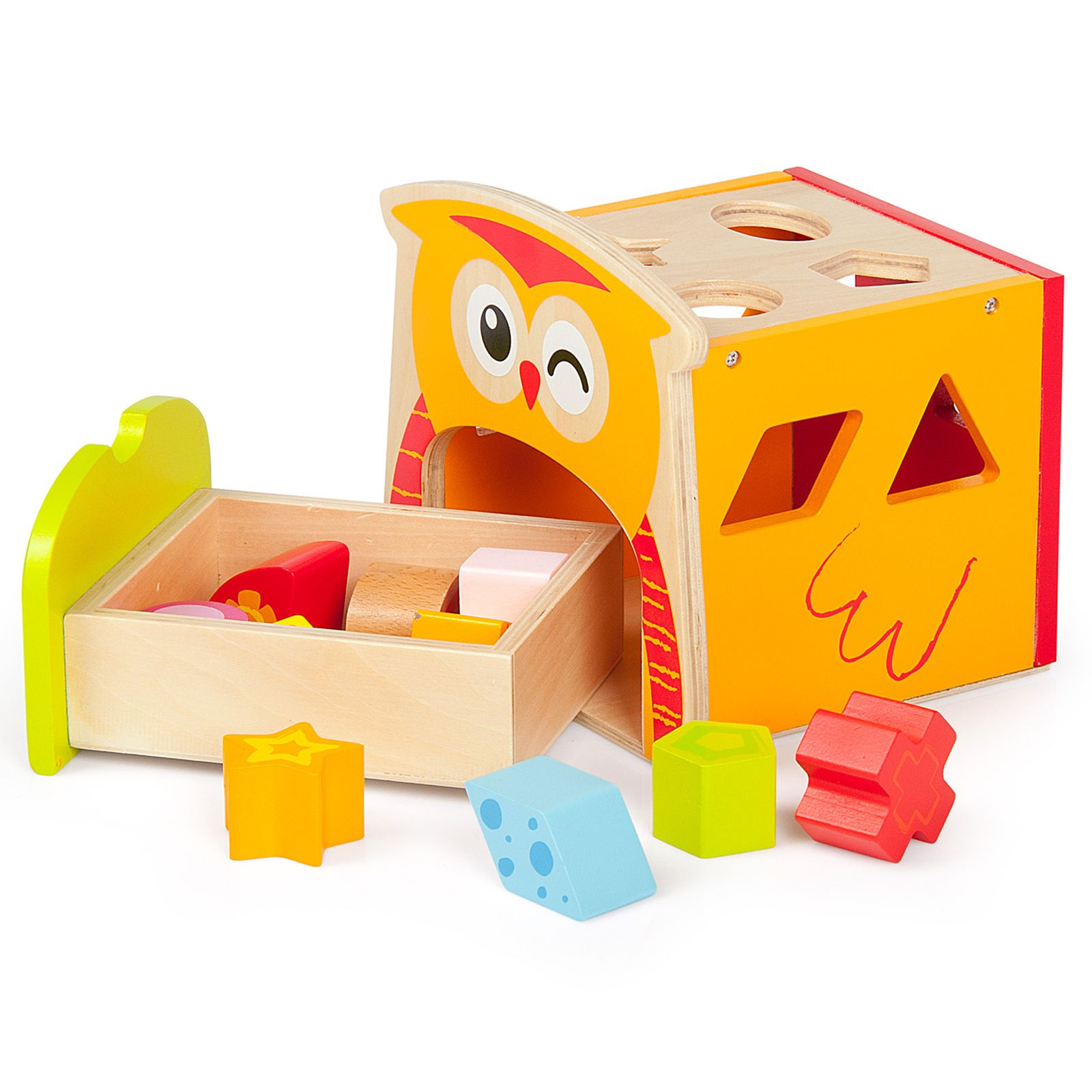 LEOMARK KIDS WOODEN TOYS EDUCATION LEARNING ACTIVITY TOYS 18
