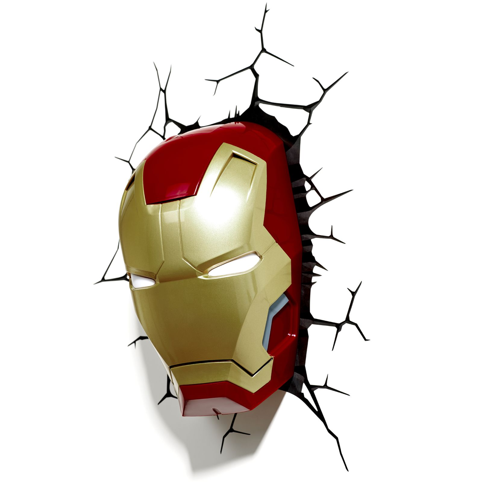 Marvel avengers 3d wall light hulk iron man captain america marvel avengers 3d wall light hulk iron man captain america thor spiderman aloadofball Images