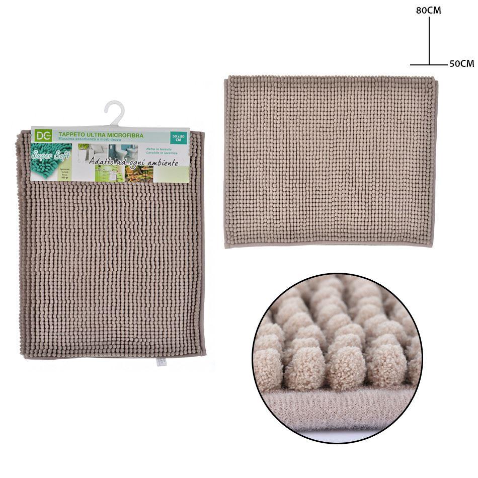 tappeto-da-bagno-camera-ingresso-cucina-a-pelo-corto-materiale-in-micro-fibra miniatura 8