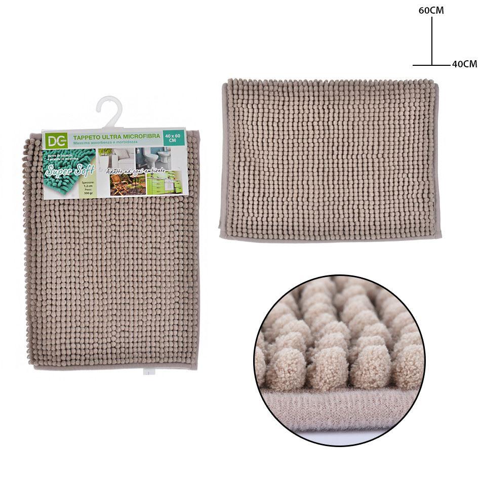tappeto-da-bagno-camera-ingresso-cucina-a-pelo-corto-materiale-in-micro-fibra miniatura 13