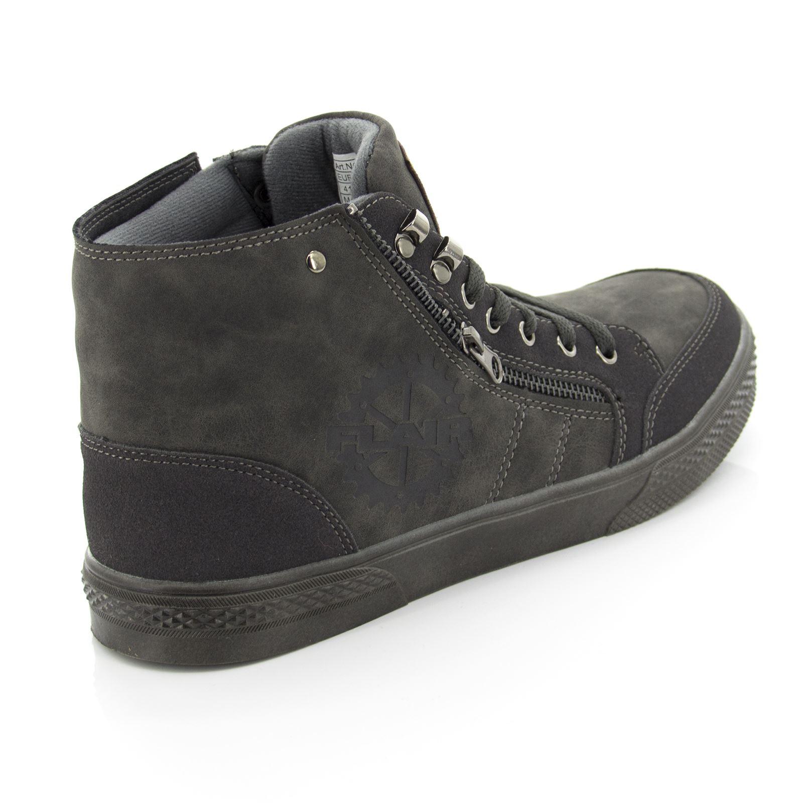Scarpe Uomo Sneakers Pelle PU Stivali Francesine Ginnastica Anfibi Nuove DXVXojJ