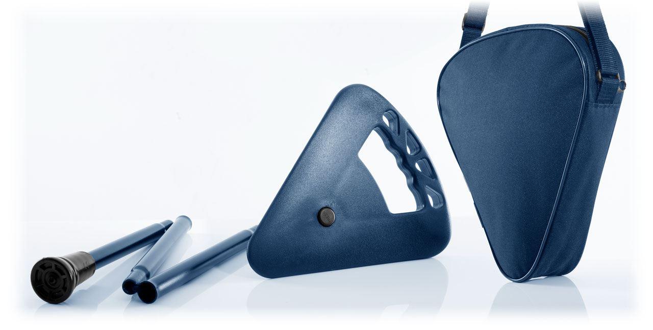 Flipstick Folding Adjustable Lightweight Walking Stick Seat