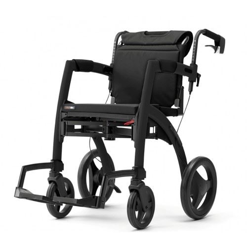 Topro Rollz Motion Side Folding Strong Rollator And