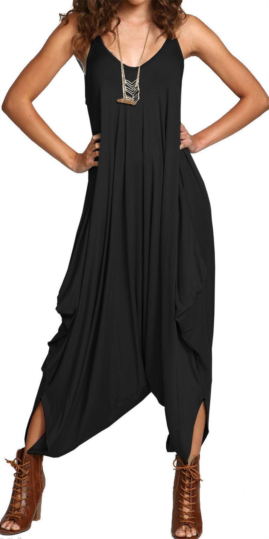 Unique Womens Hooded Onesies All In Ones Jumpsuits Pyjamas Ladies Girls Size UK 6 - 16 | EBay