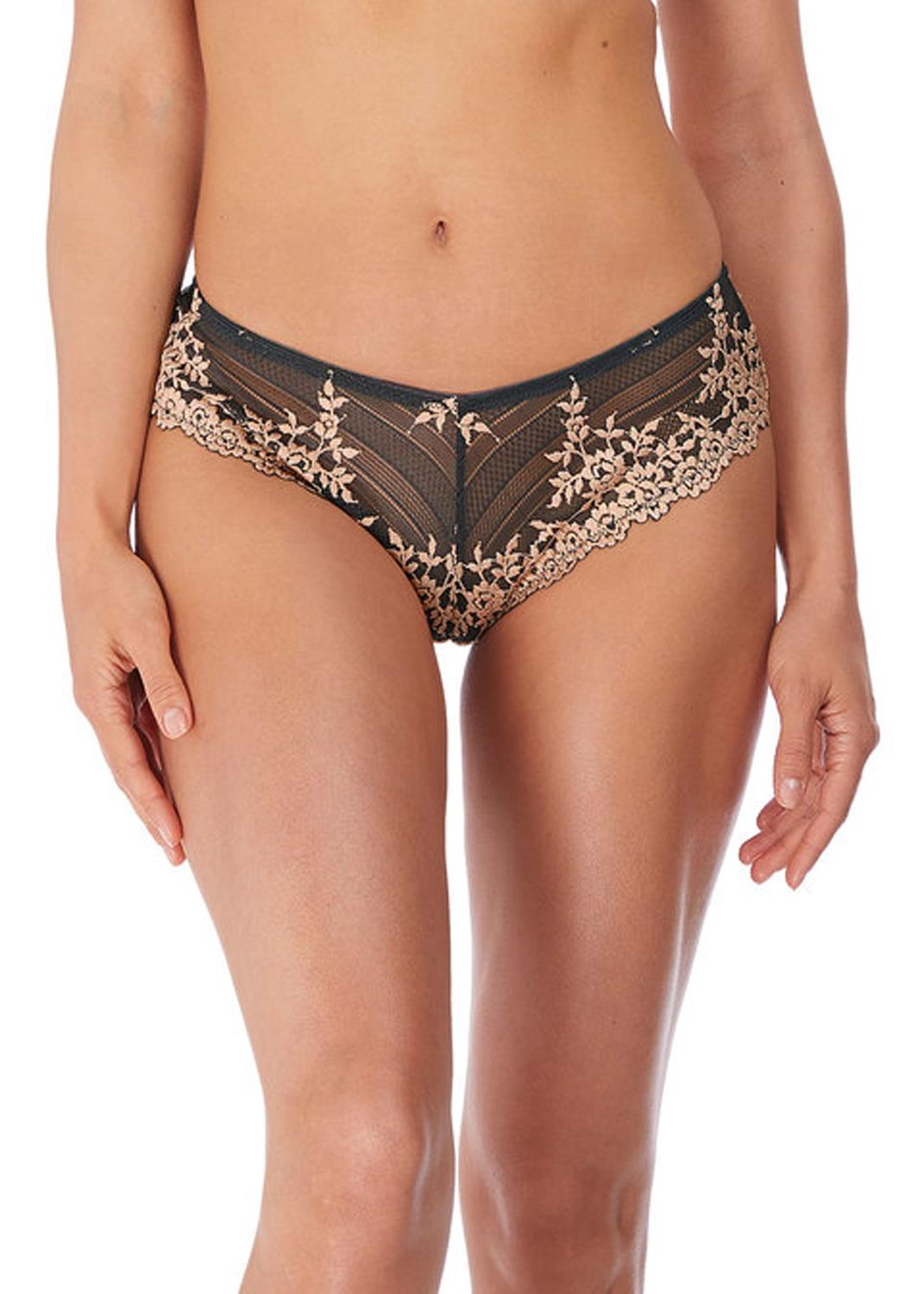 Wacoal Womens Embrace Lace Shorty Tanga Hipster