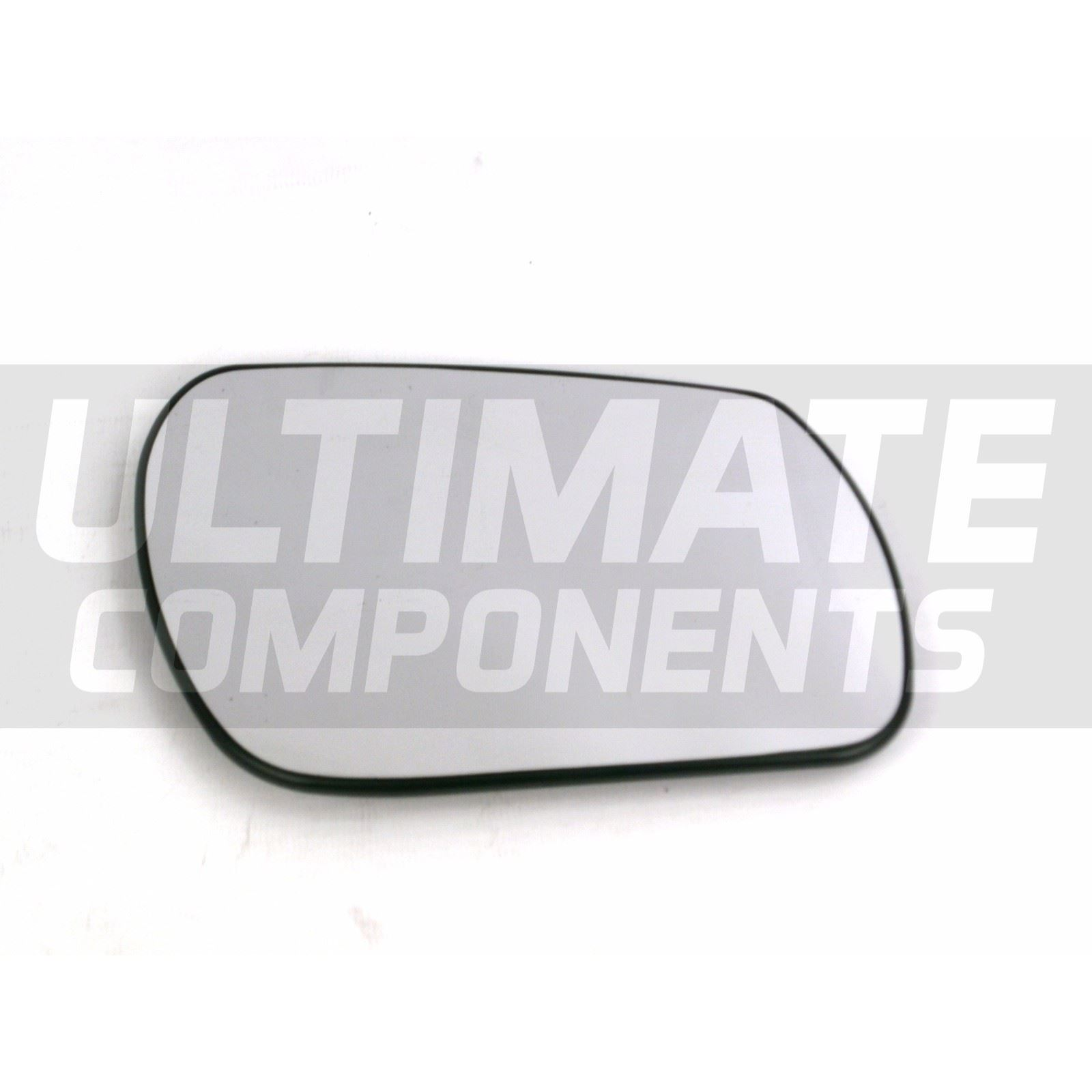 Ford Focus Mk1 Saloon 1998-4//2005 Non-Heated Convex Mirror Glass Passenger Side