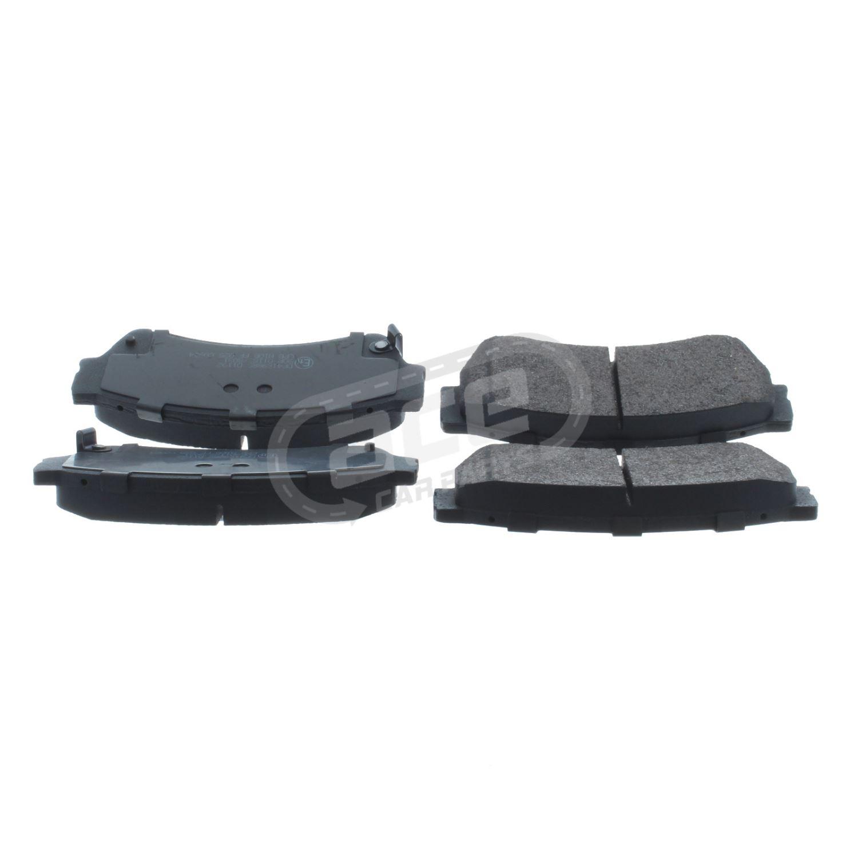 Mazda 6 GH Estate 2008-2013 2.0 2.2 2.5 Front Brake Pads Kit W137-H59-T18.3