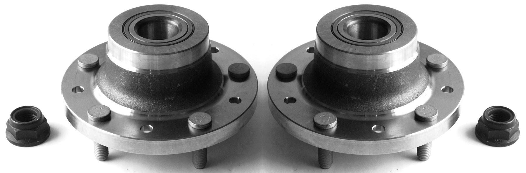 Ford Transit Mk7 Chassis Cab 6//2006-2014 Rear Wheel Bearing Hub With ABS 37mm