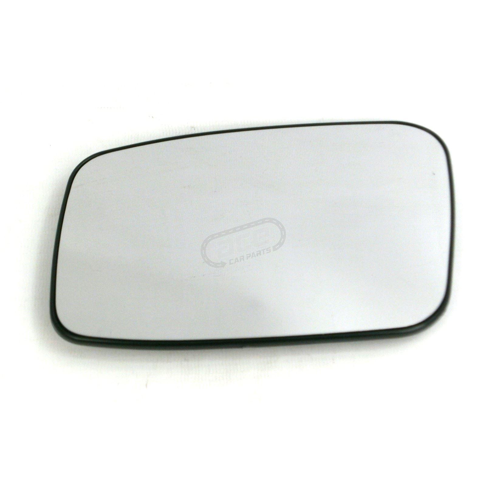 Left Passenger Side Heated Mirror Glass for Volvo V70 1996-2000 0011LSH