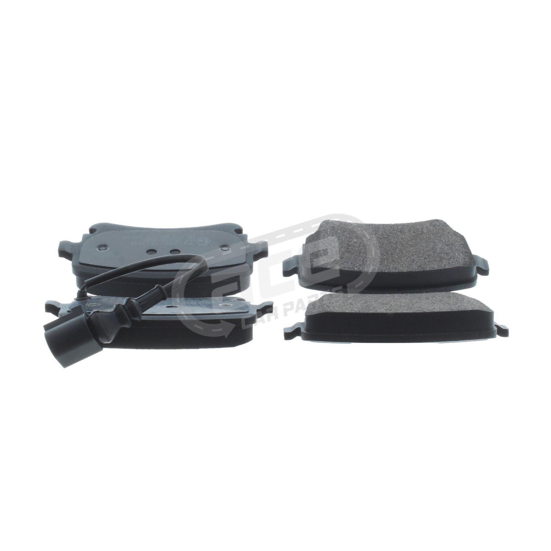 Audi A6 C6 4F Estate 4//2005-3//2012 2.0 2.4 2.7 2.8 3.0 3.2 4.2 Rear Brake Pads