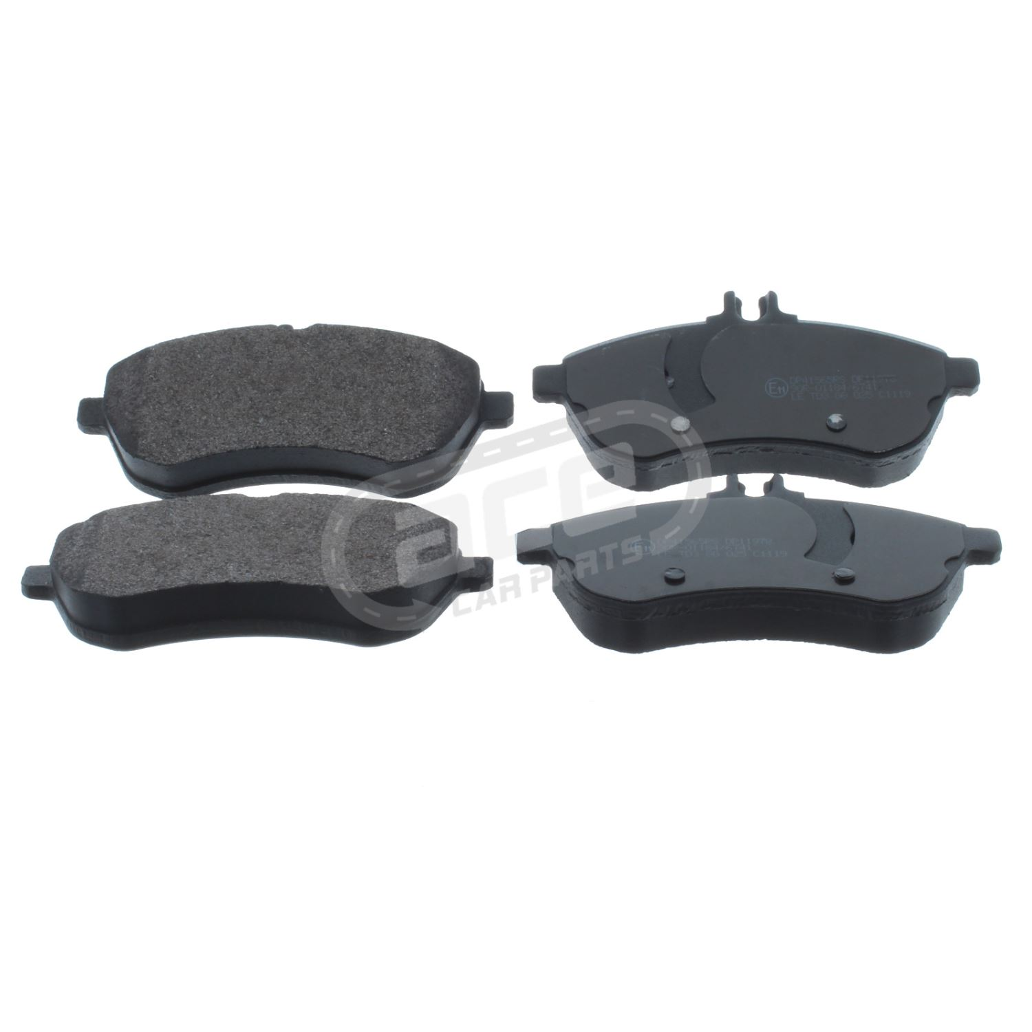 Mercedes-Benz C-Class T-Model S204 2007-2015 Brembo Front Brake Pad Set