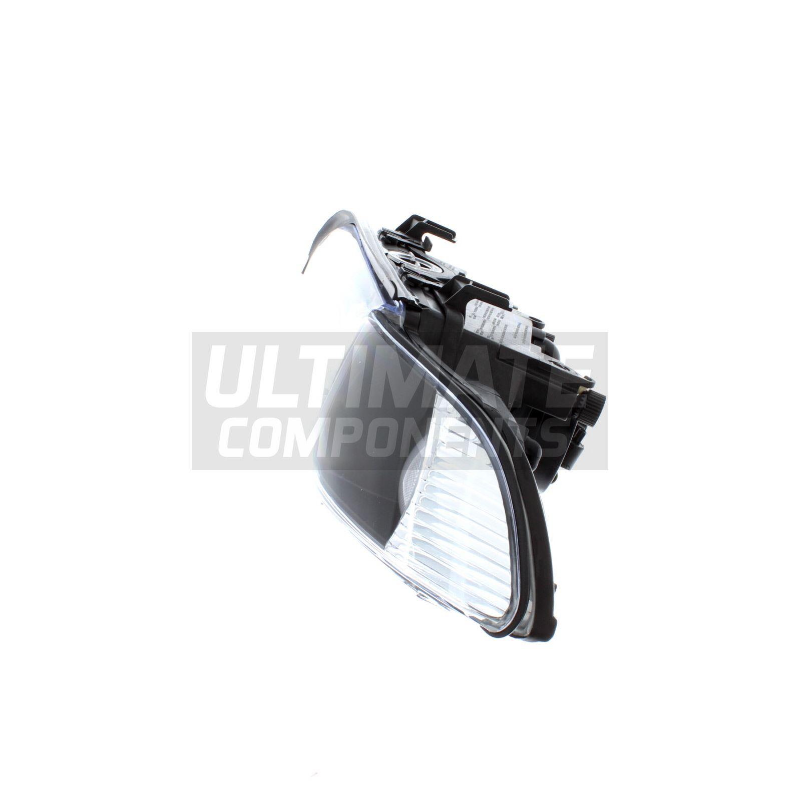For BMW 3 Series E91 Touring 05-12 Side//Lo//Hi 501 H7 H7 Xenon Headlight Bulbs