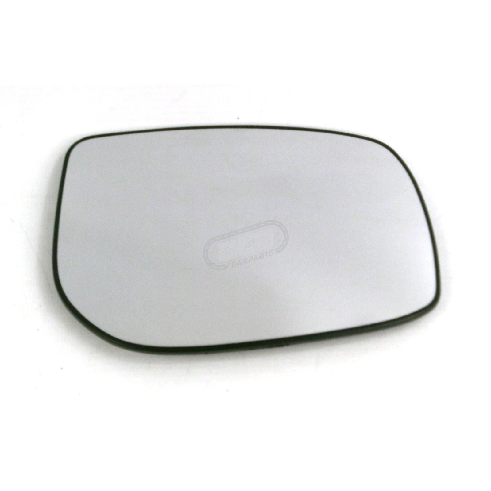 Replacement Mk6 /& Mk7 Van Mirror Glass None Heated Clip On Type Right Hand ...
