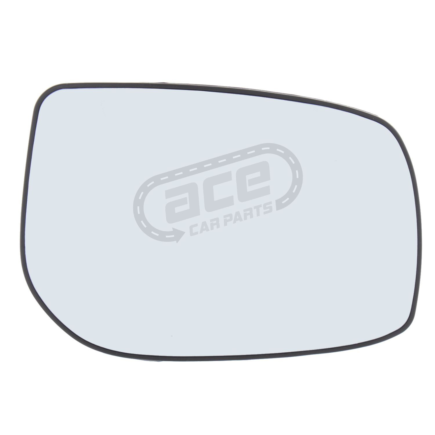 Toyota Yaris 2005-2013 right driver side convex mirror glass 39RS