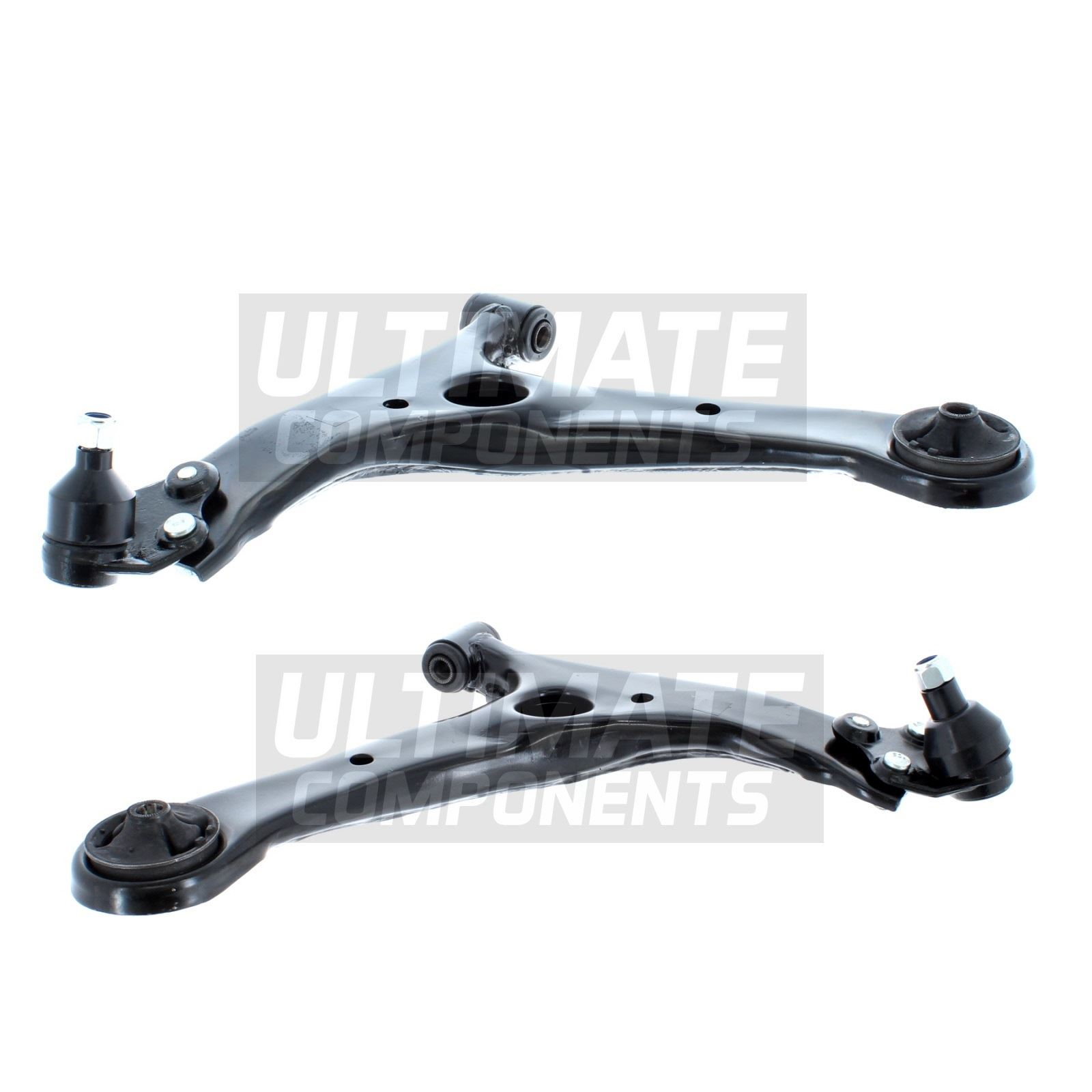 FORD STREETKA SPORTKA 2003-2009 FRONT LOWER WISHBONES SUSPENSION ARMS PAIR NEW