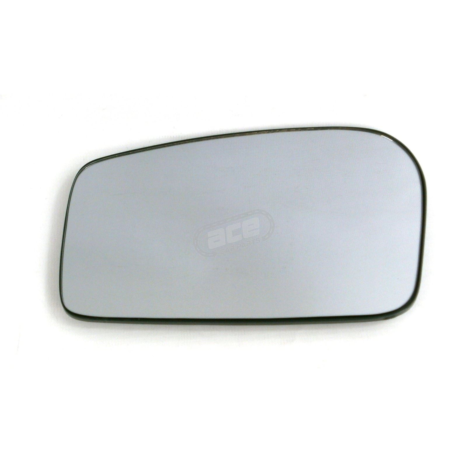 Left hand side Peugeot 806 Wing Mirror Glass 1995 to 2002