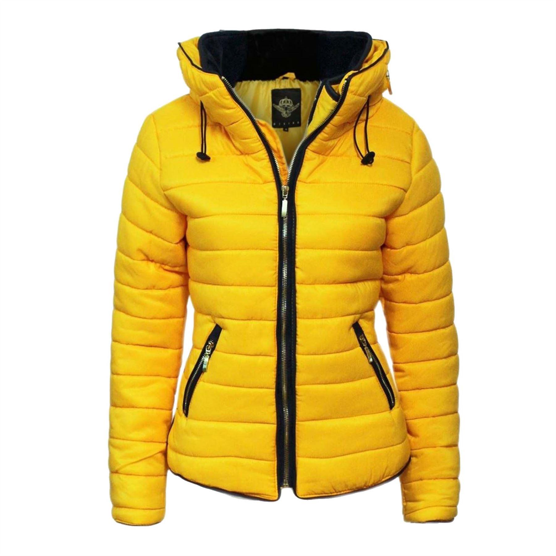 Bubble coats for women