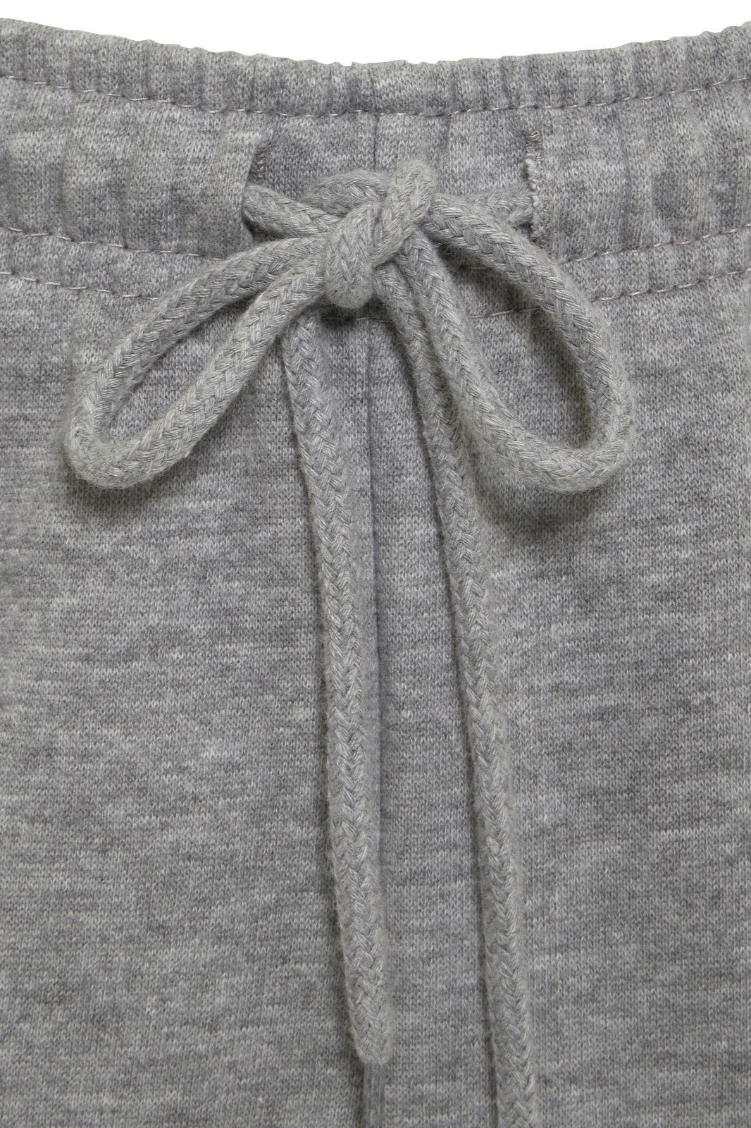 Uomo-Casual-Tinta-Unita-Pantaloni-sportivi-Bottoms-Apri-Hem-Sudore-Pantaloni-Tasche-Con-Zip miniatura 10