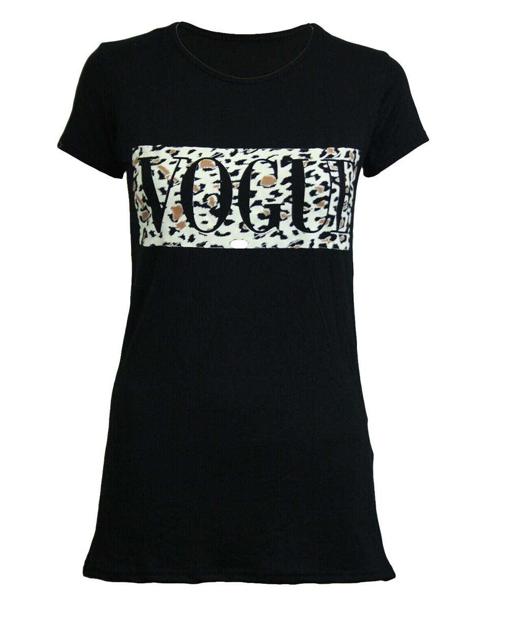 thumbnail 19 - Womens OH HONEY Slogan Fashion T-Shirt Ladies Casual Summer Short Sleeve Tops