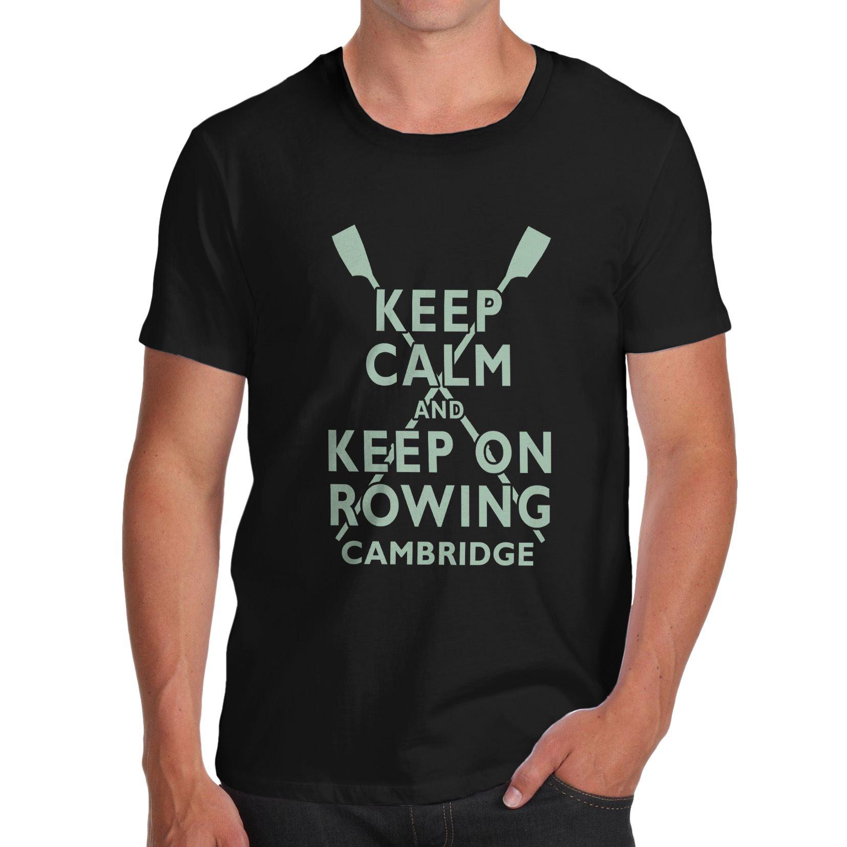 Design t shirt keep calm - Men 039 S Keep Calm And Keep On