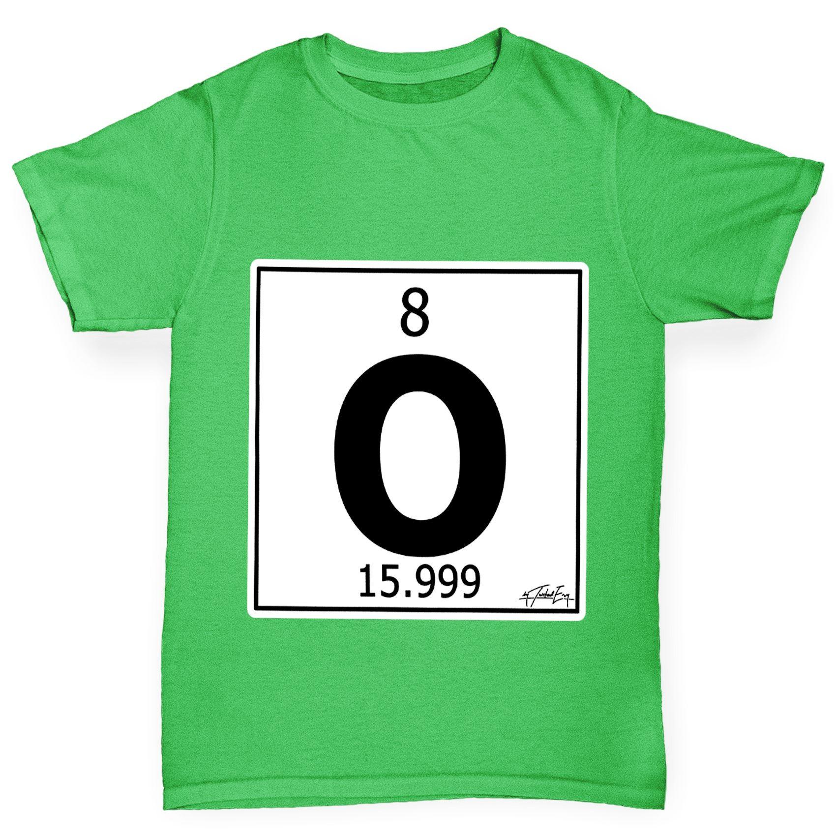 Twisted envy boys periodic table element o oxygen t shirt ebay twisted envy boy 039 s periodic table element buycottarizona Choice Image