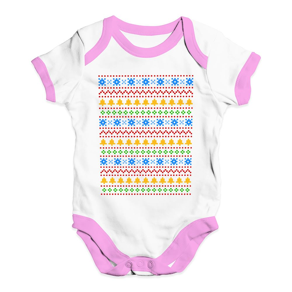 Baby Erstlingsstrumpfhose in rot und blau 50//56 Entchen Motiv