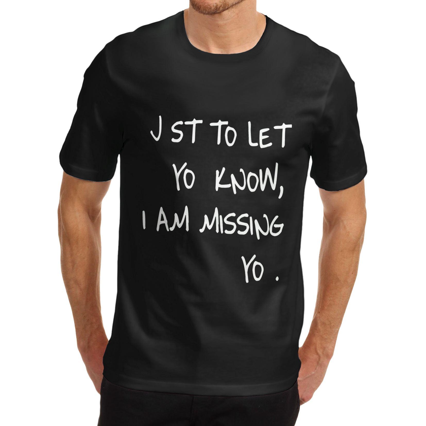 Men 039 S I M Missing You Funny