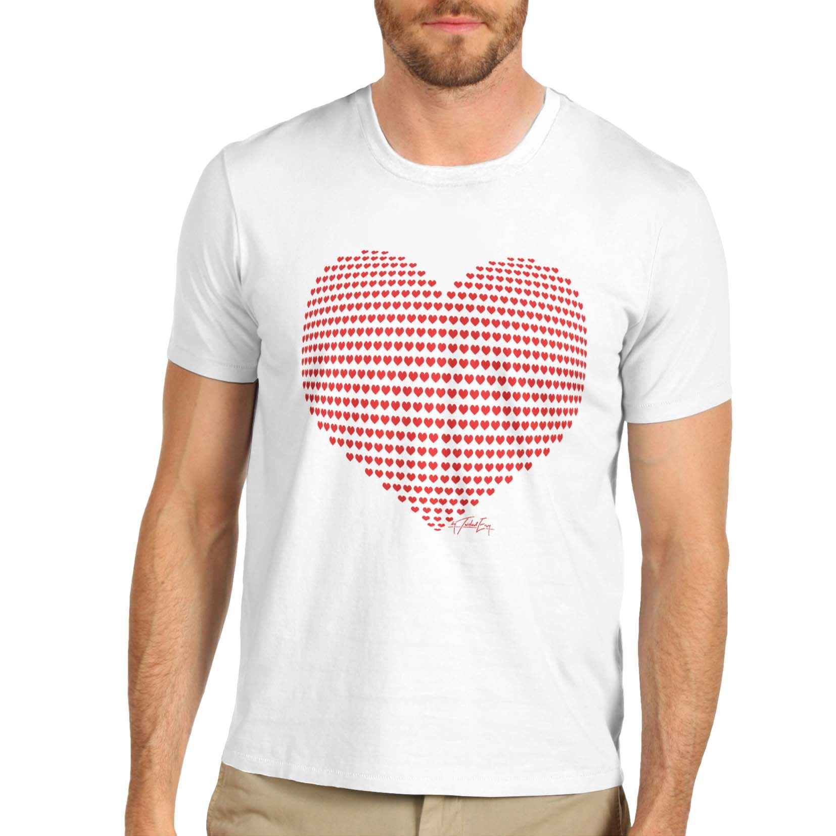 Heart design t shirt - Perfect For Everyday Wear Gift Ideas Birthdays And Other Special Occasions All Our T Shirts Are Cotton Digitaly Printied Our