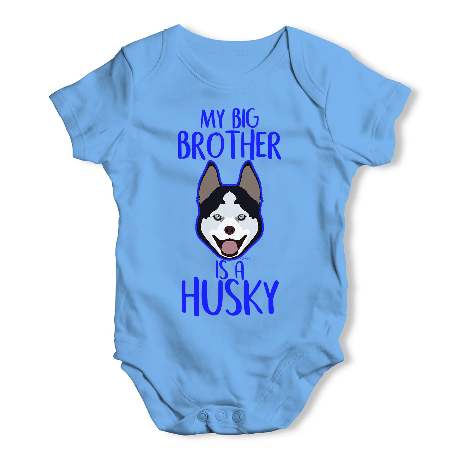 Twisted Envy Boy/'s All You Need Is A Husky T-Shirt
