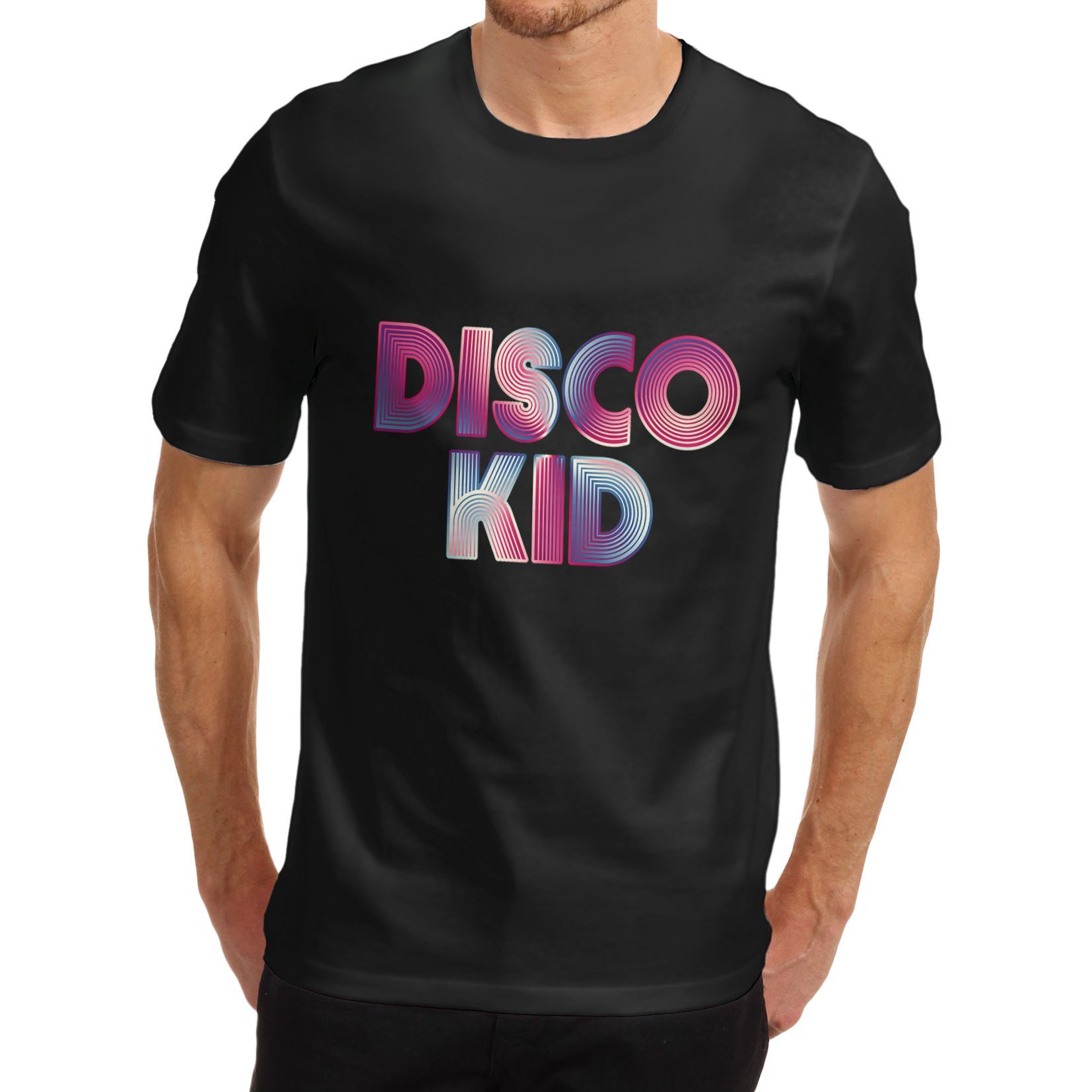 Black t shirt ebay - Twisted Envy Men 039 S Disco Kid T