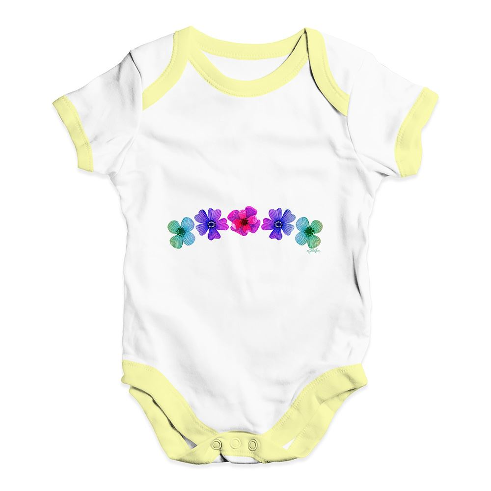TWISTED ENVY Funny Baby Bodysuits Berry Special