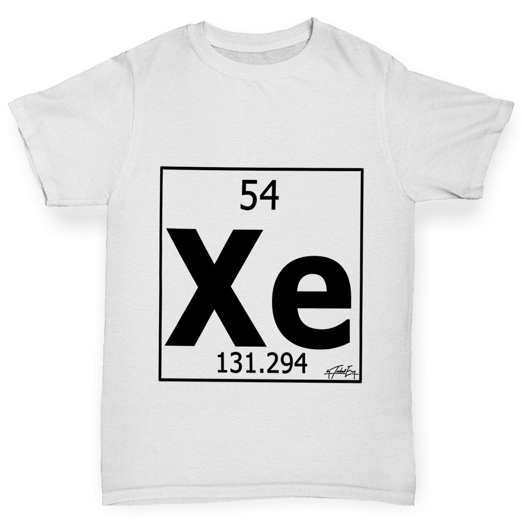 twisted envy boy 039 s tabla periodica elemento - Tabla Periodica Xe