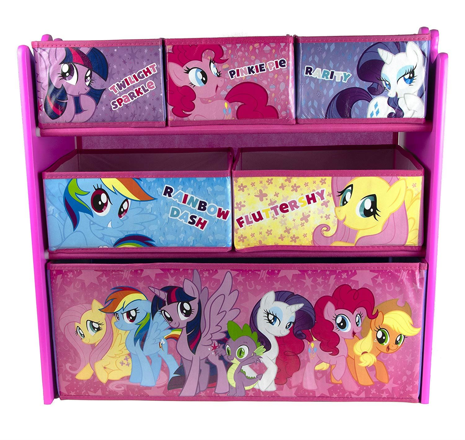 Kids Bedroom Furniture Kids Wooden Toys Online: My Little Pony Kids Wooden Bedroom & Playroom Furniture