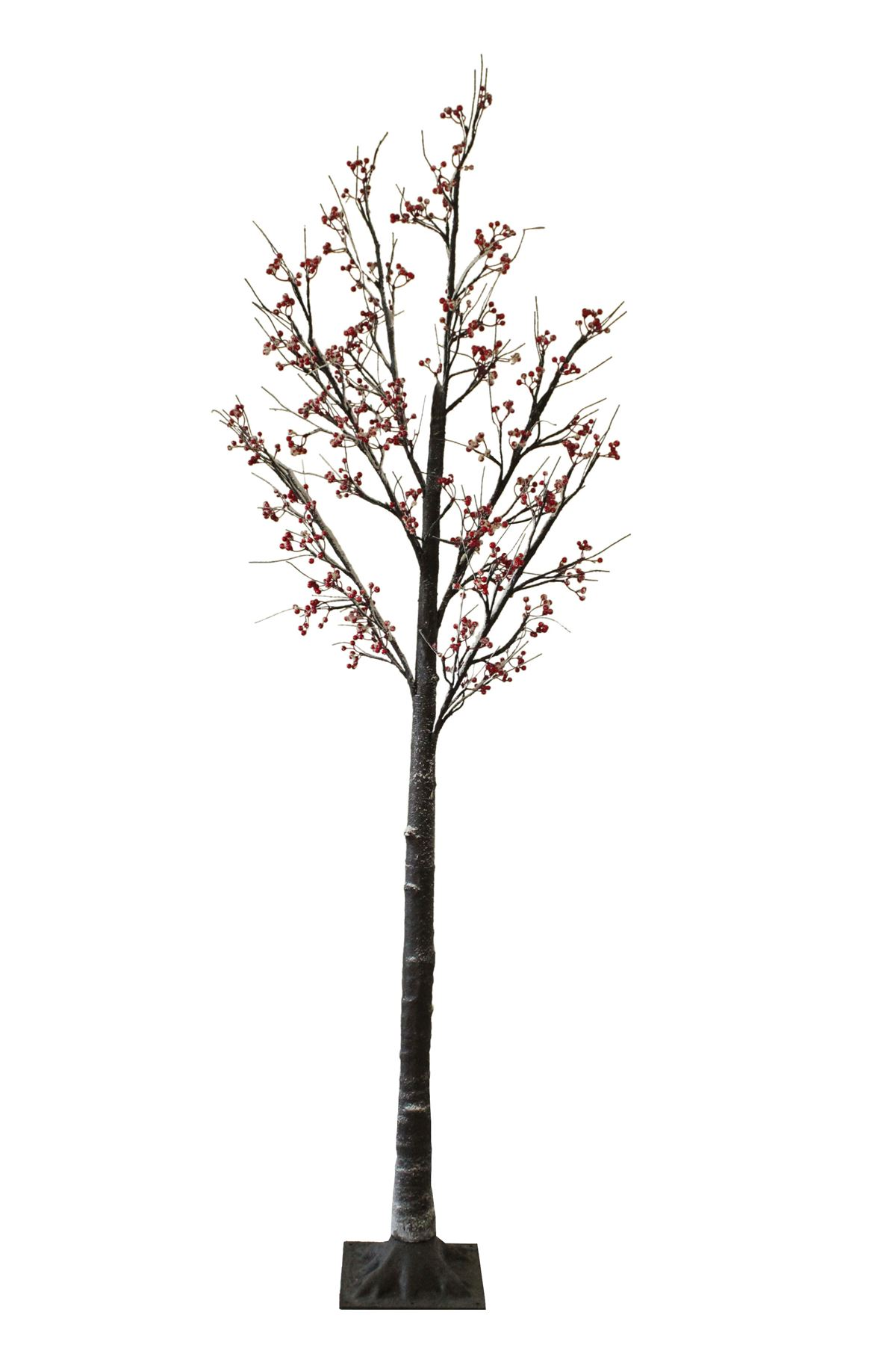 Pre Lit Twig Christmas Tree