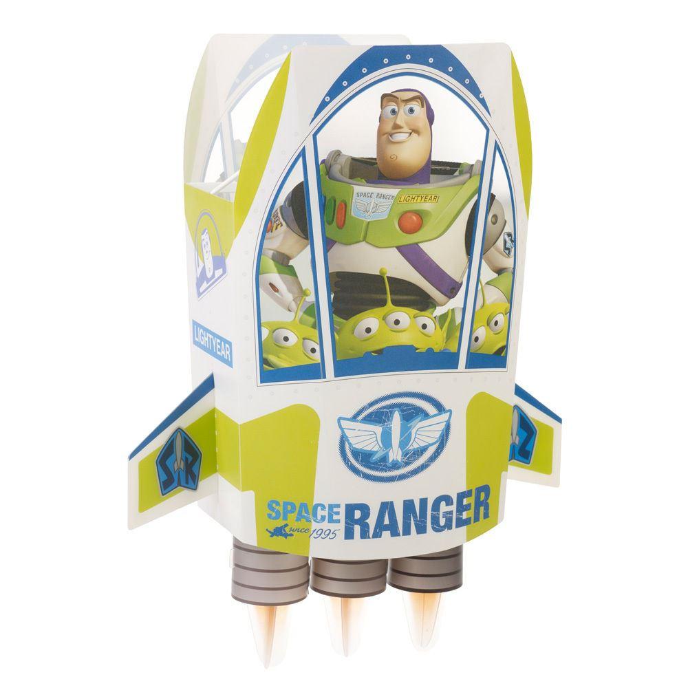 Disneys Toy Story Buzz Lightyear Rocket Pendant Light Lamp Shade ...:Disneys-Toy-Story-Buzz-Lightyear-Rocket-Pendant-Light-,Lighting