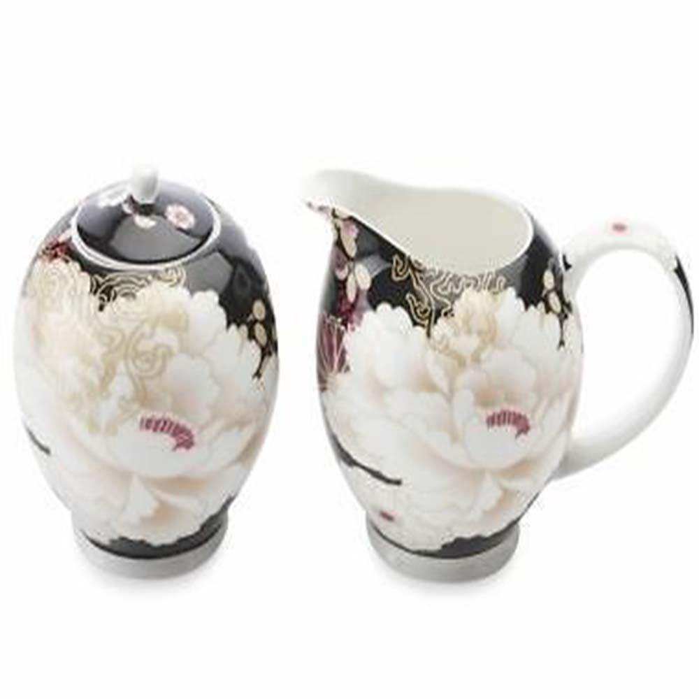 maxwell williams designer homewares kimono sugar creamer or teapot ebay. Black Bedroom Furniture Sets. Home Design Ideas