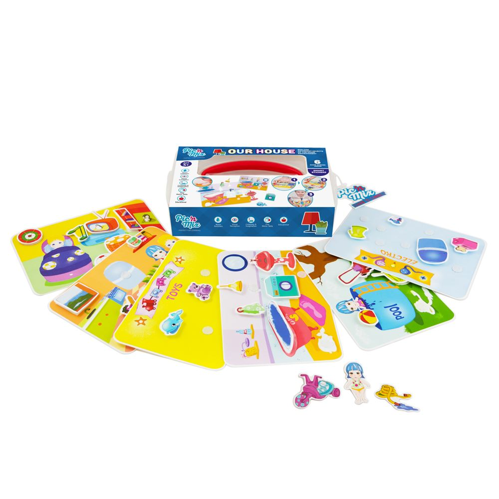 Educational Toys And Games : Picnmix educational games childrens kids pre school
